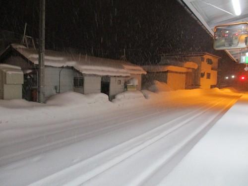 日本海側と太平洋側 この僅かな差で積雪量は天と地
