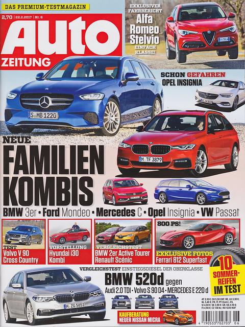 Auto Zeitung 6/2017