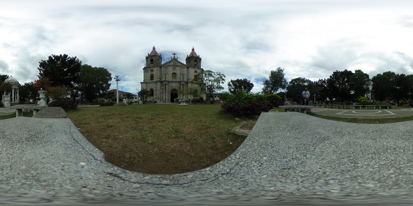 St. Anne Parish Church in Molo Iloilo, Philippines