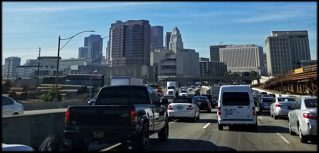 Downtown La Motors >> Downtown La 2017 Lg Downtown La Plenty Folks See This Eve