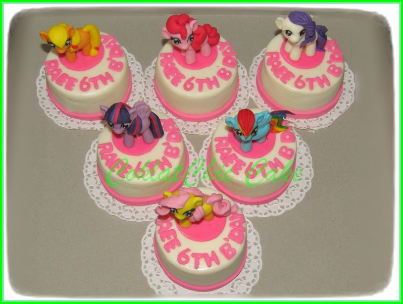 Minicake My Little Pony RAEE