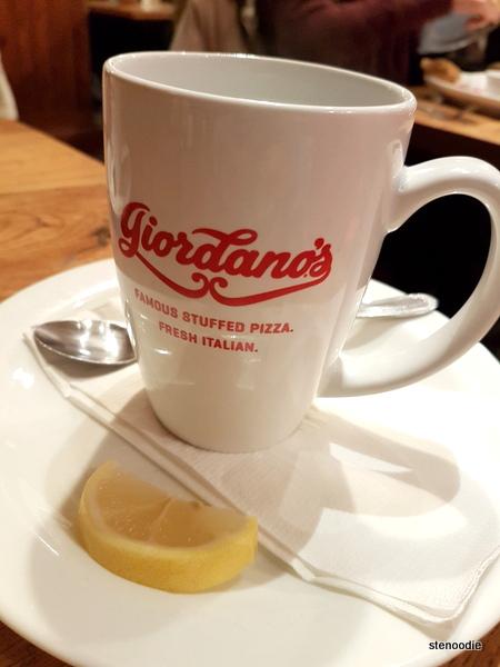Giorando's mug
