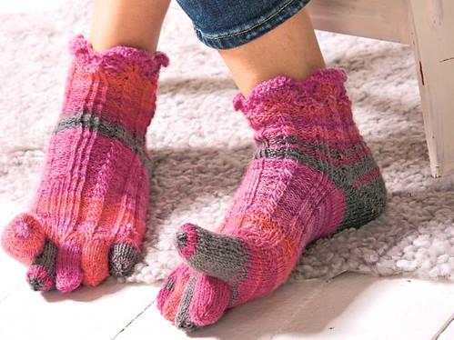Зимові ніжки