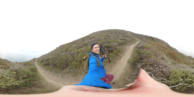 Hiking Muir Beach 360
