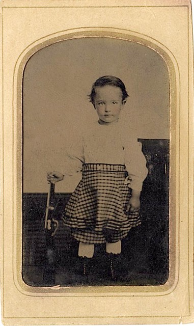 Child--Tin Type