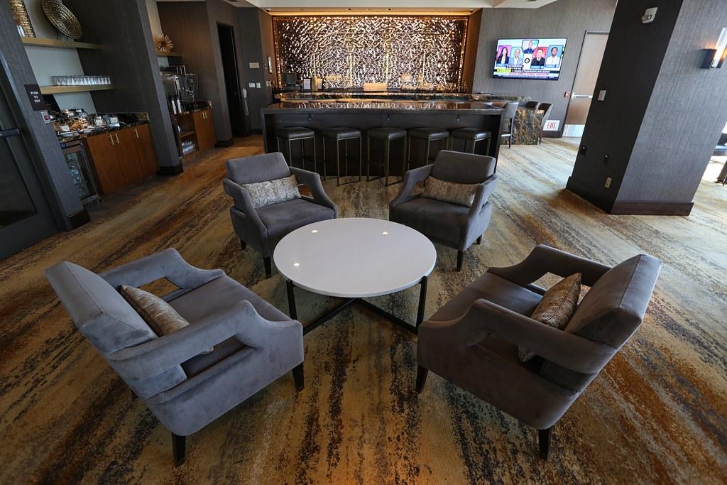 Hilton Americas Executive Lounge 12