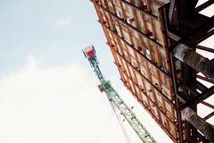 Floating facades Kalvertoren