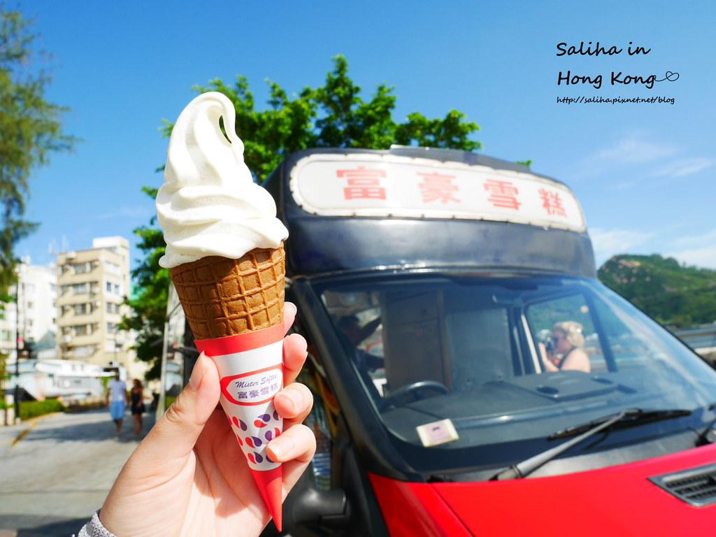 香港赤柱富豪雪糕車 (1)