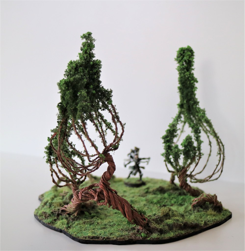 Runewars MIniatures Wildroot Patch