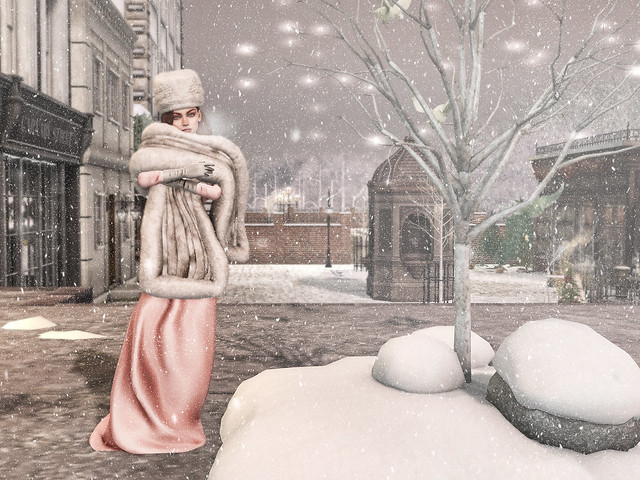 #SecondLifeChallenge – Winter in Second Life