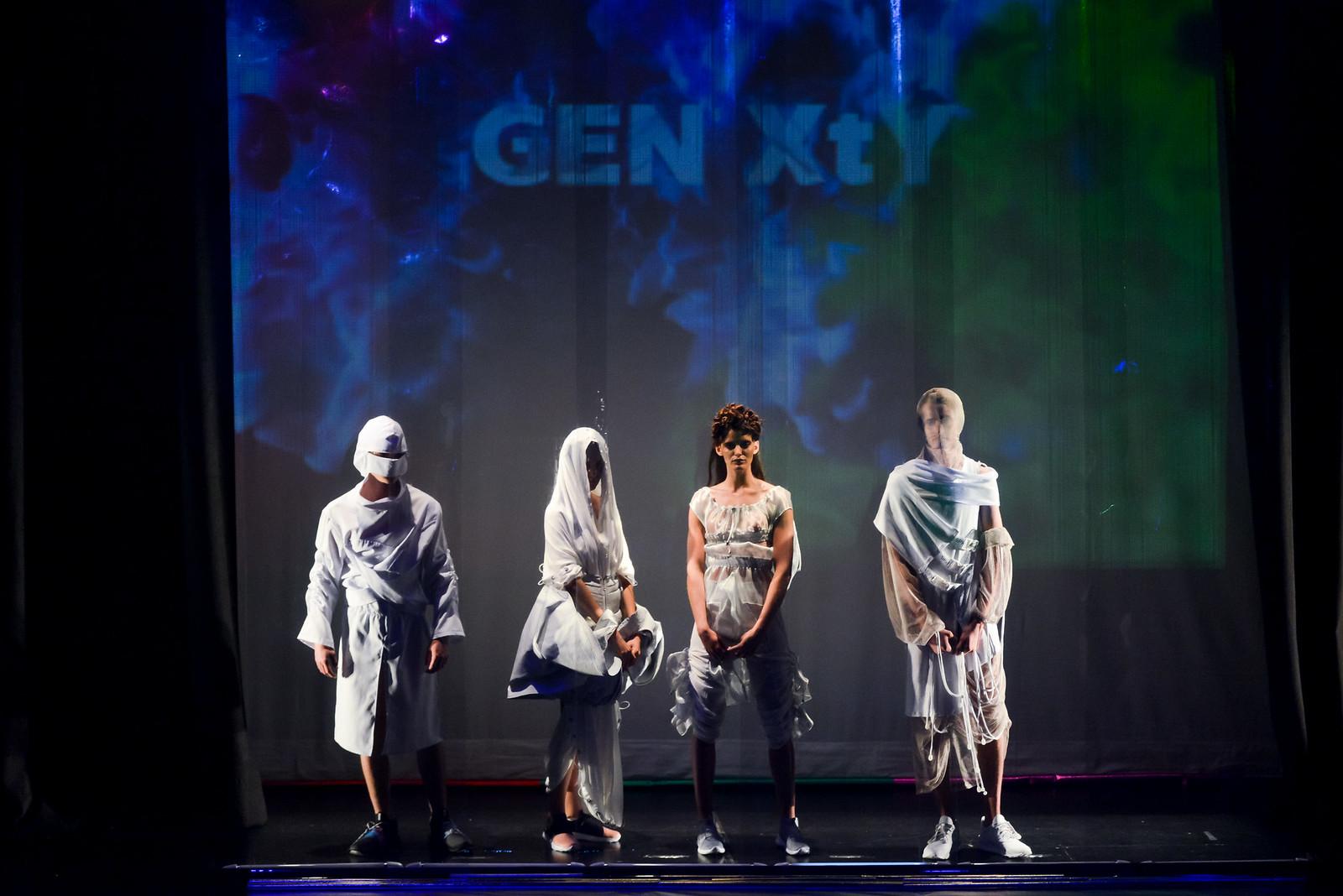 Indumentaria conceptual grupal (GEN-TXY) - diciembre 2017