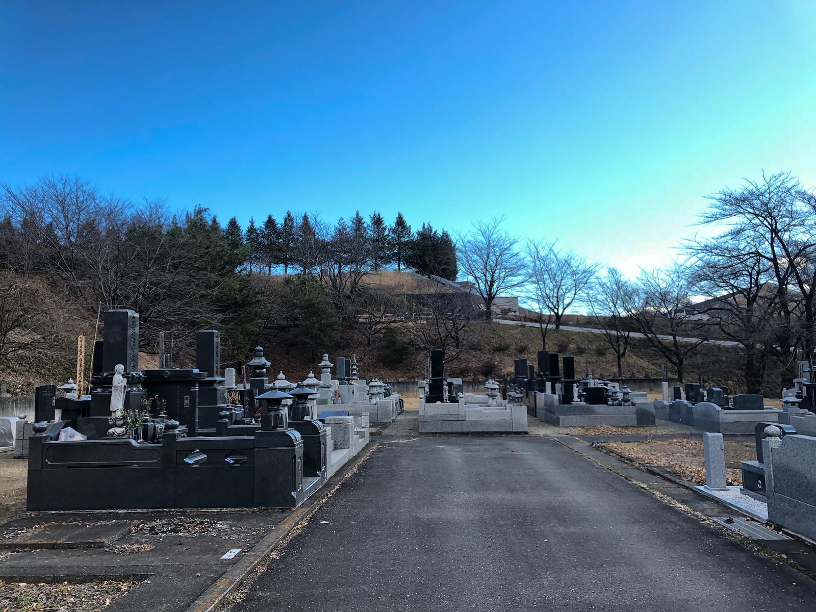 墓参り 2018