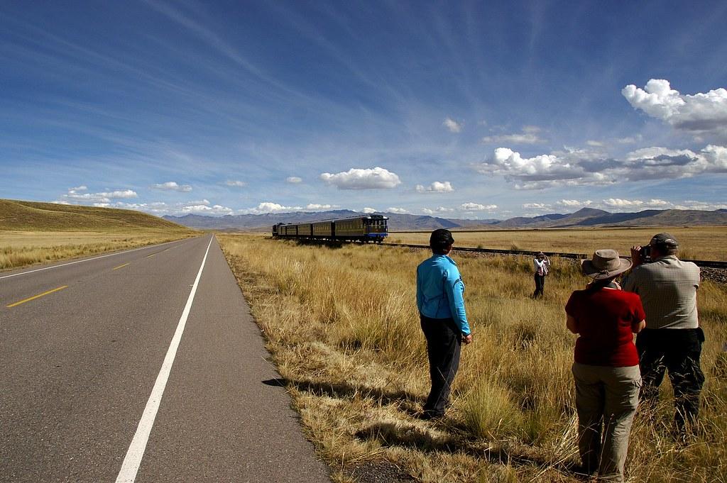 Camino desde Cusco