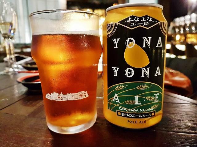 Beer Yona Yona Ale