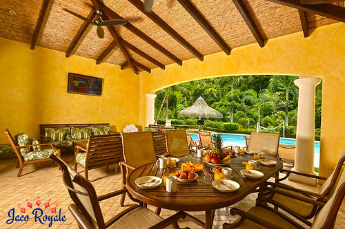 Costa Rica Luxurious Vacation Rentals - Royale Teal
