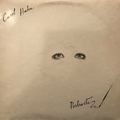 CAROL HAHN:PORTRAITS(JACKET A)