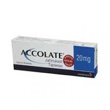 ACCOLATE 20MG TAB 28'S
