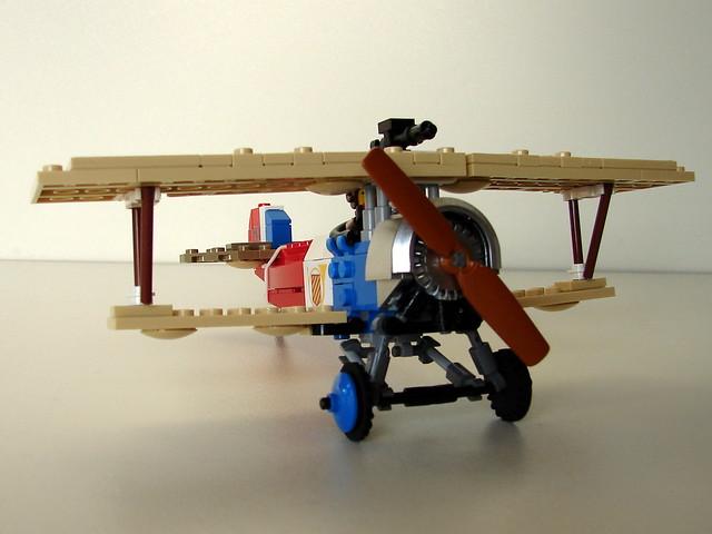 Nieuport 11 Bébé (8)