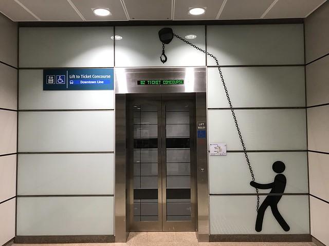 Lifting The Lift