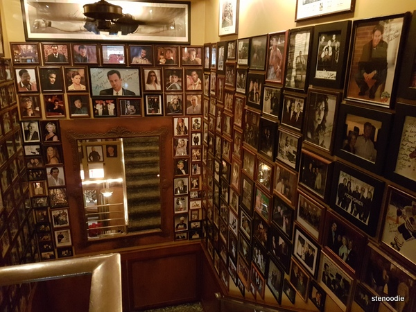 Gibson's Bar and Steakhouse second floor