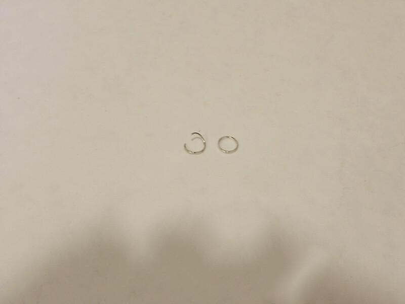 two big jump rings