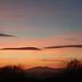 Blencathra sunset.