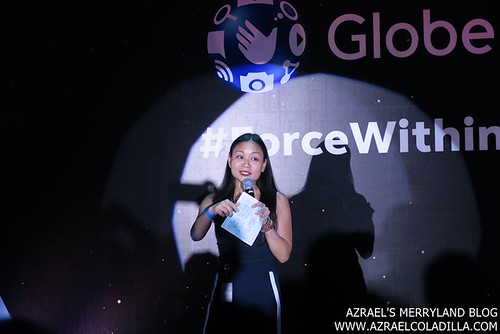 Globe ForceWithin Charlie Atienza