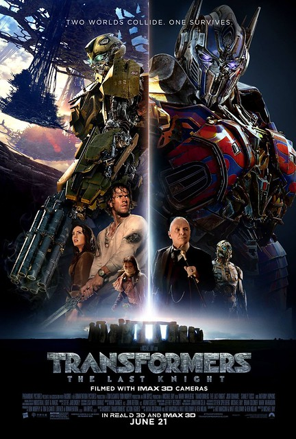 (2017) Transformers The Last Knight