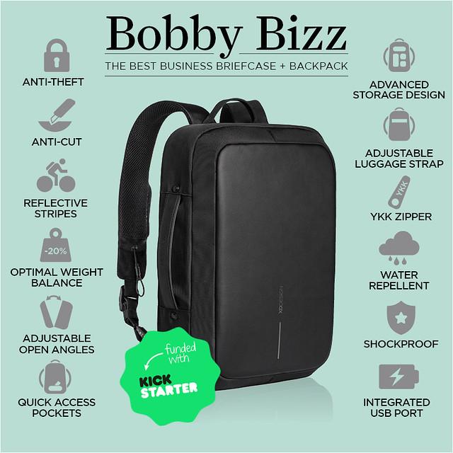 Bobby Bizz, Overview