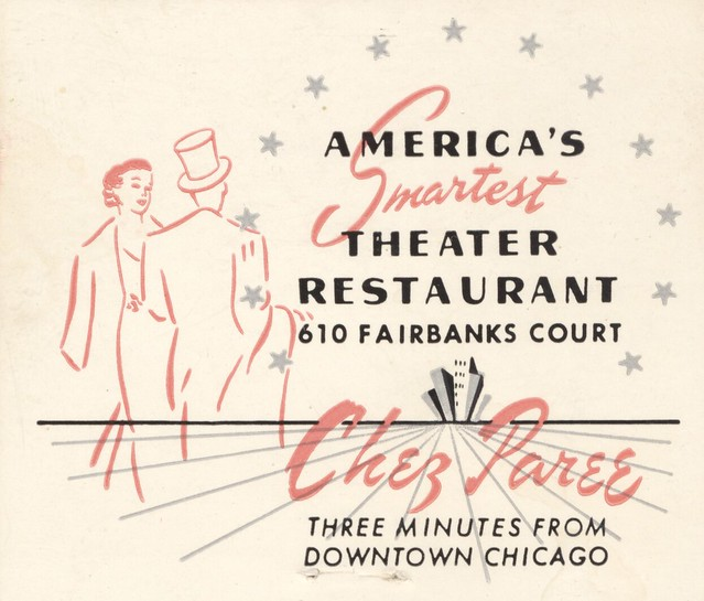 Chez Paree - Chicago, Illinois