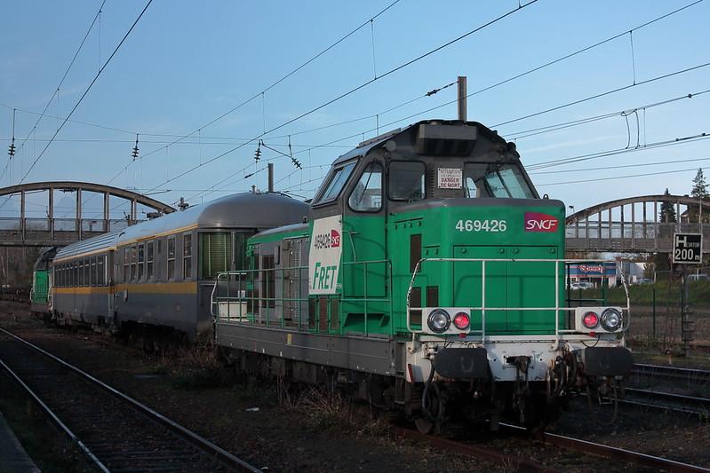 Alstom 66426 - BB 469426 / Hazebrouck