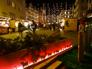 Markt in Rapperswil SG