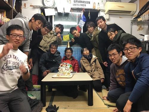 かとぅー誕生日おめでとうございます