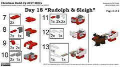 Christmas Build-Up 2017 Day 18 MOC