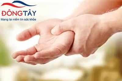 Run tay không rõ nguyên nhân là bệnh gì?
