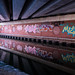 Graffiti - alongside the Bridgewater Canal, Old Trafford