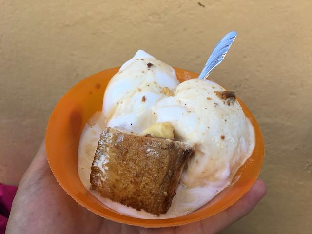 ハバナで毎日食べたアイスとプリン