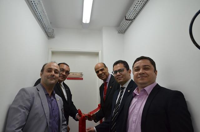 Inauguração do Laboratório Contra a Lavagem de Dinheiro - 12 /12/2017