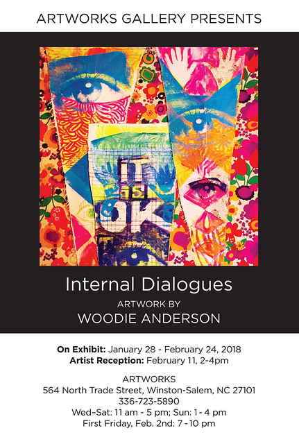 Internal Dialogues - Woodie Anderson