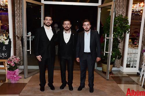 Bülent Ulukaya, Yusuf Erdem, Hüseyin Celiloğlu