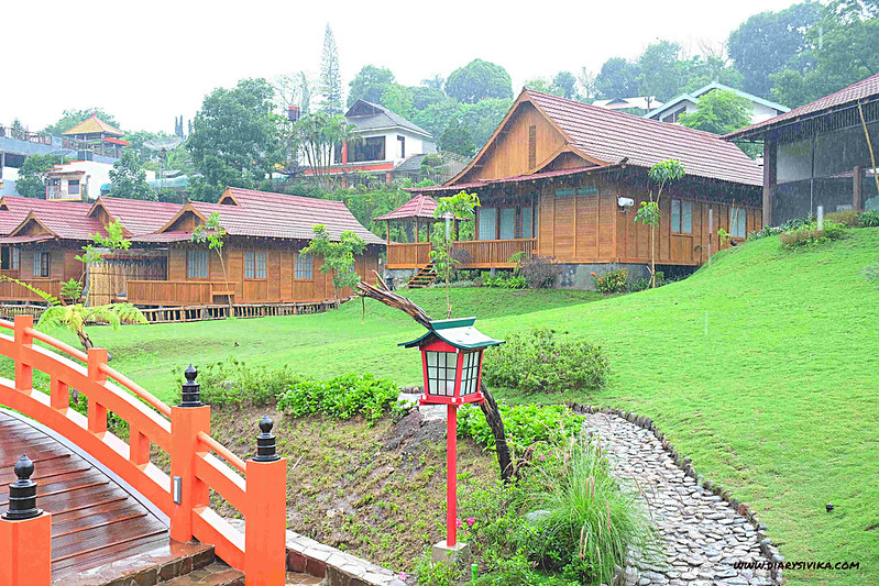 the onsen resort batu