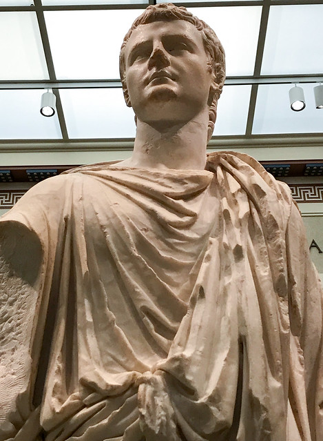 No visit to the museum is complete without visiting Caligula!