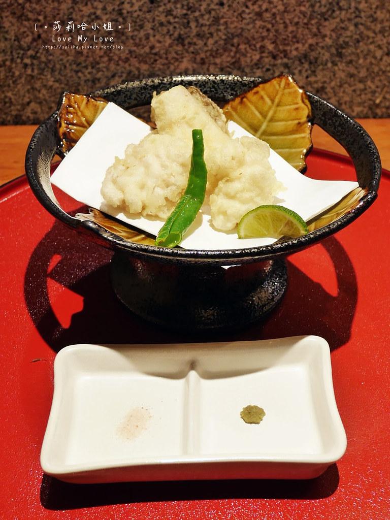 台北東區高檔懷石料理光琳割烹日本料理大安店