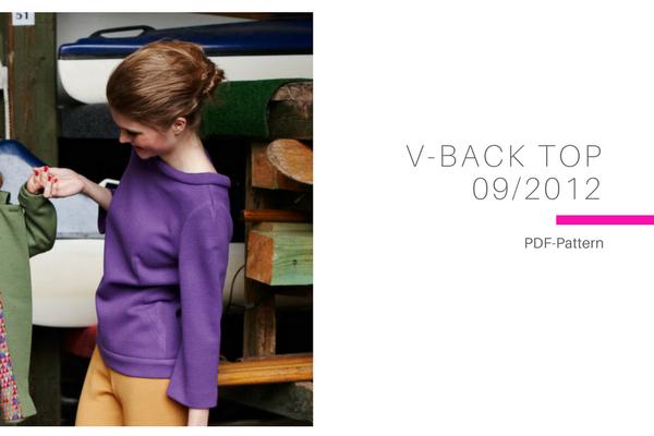 V Back Top