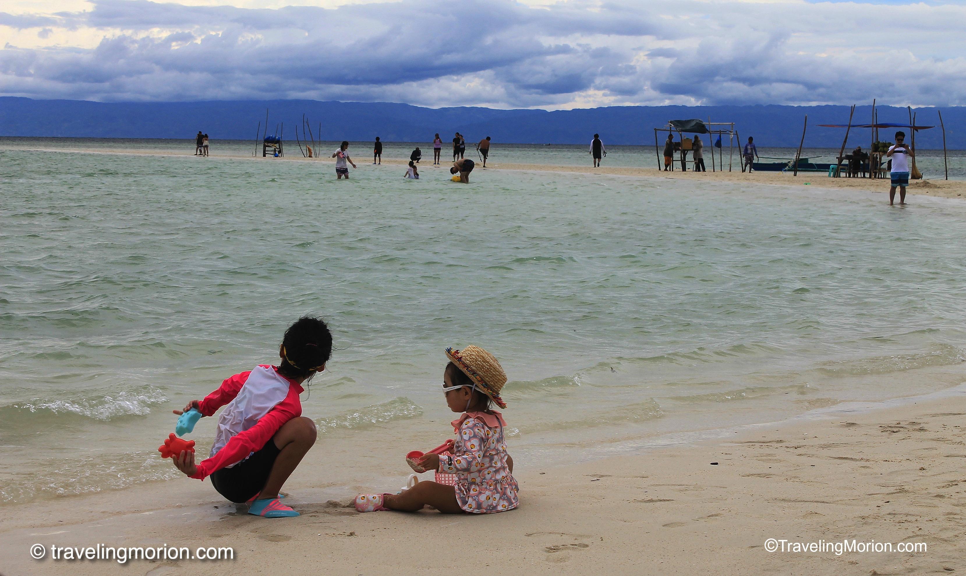Virgin Island, Bohol