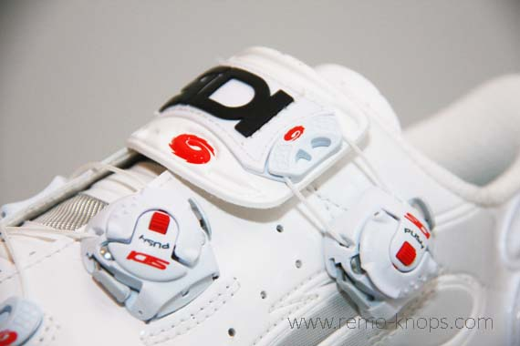 Sidi Wire SP shoes review – Speedplay Carbon Sole 7926