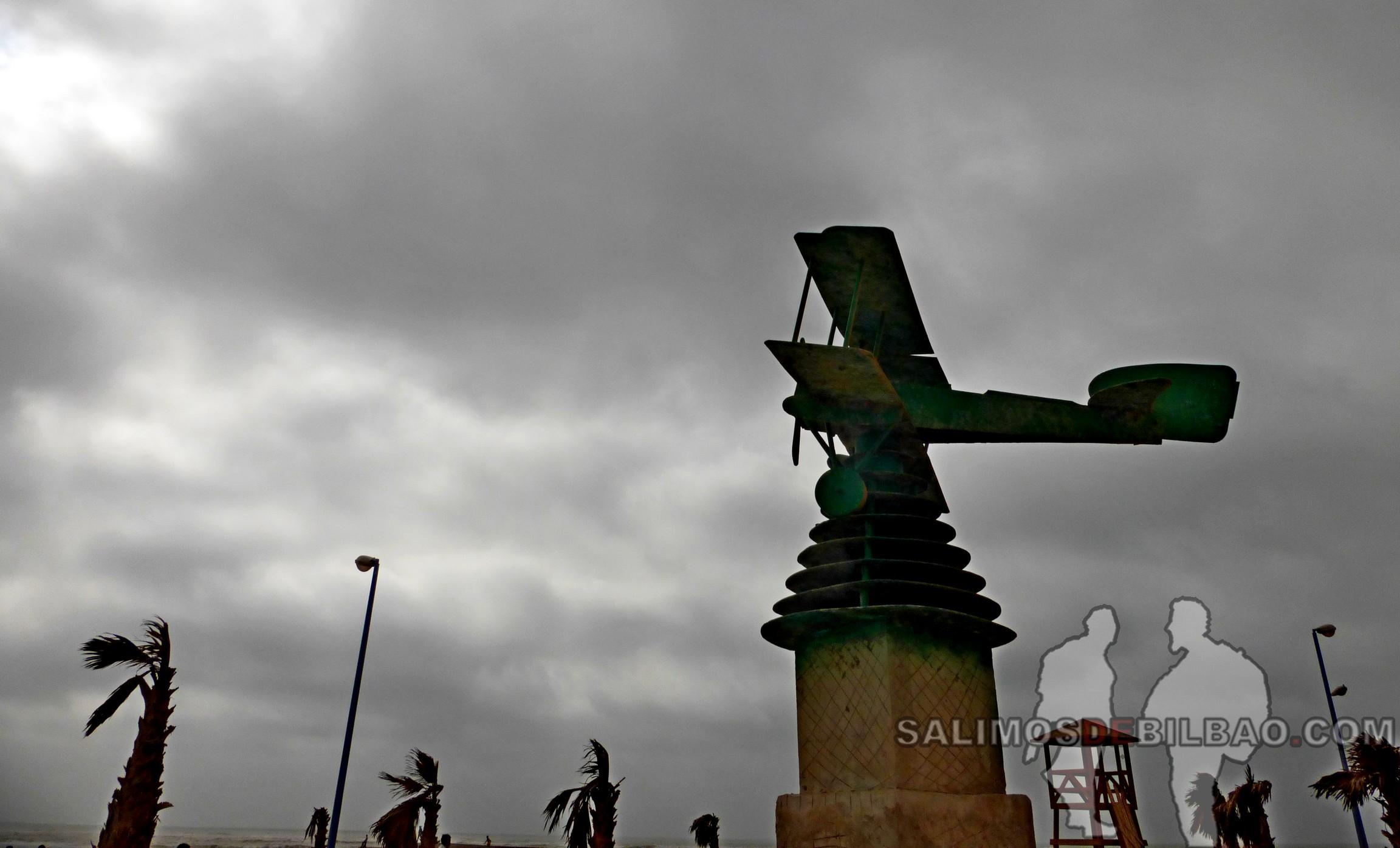 288. Monumento a Saint Exupery, Tarfaya