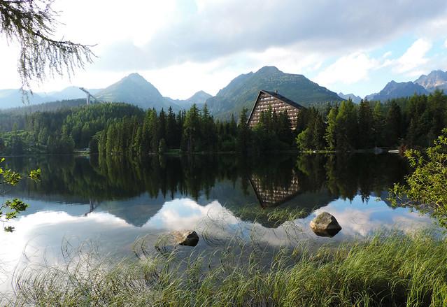 Štrbské Pleso, High Tatras, Slovakia