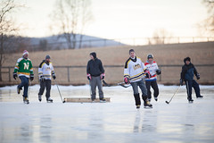 Pond Hockey, 2018