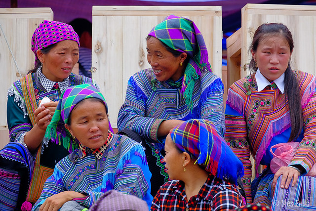 Hmong en Bac Ha